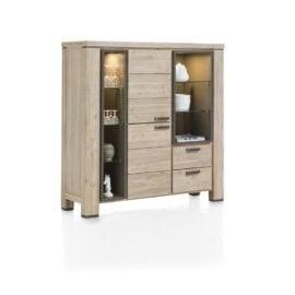 komoda drewniana design