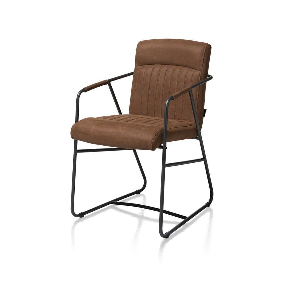 Nowoczesna architektura Krzesła w stylu industrialnym - Meblownia MY57